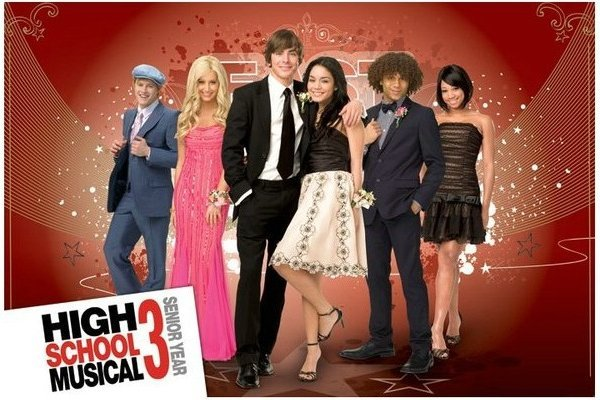 Edible Pictures High School Musical