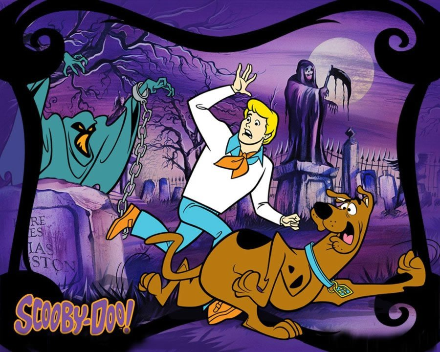 Edible Pictures Scooby Doo